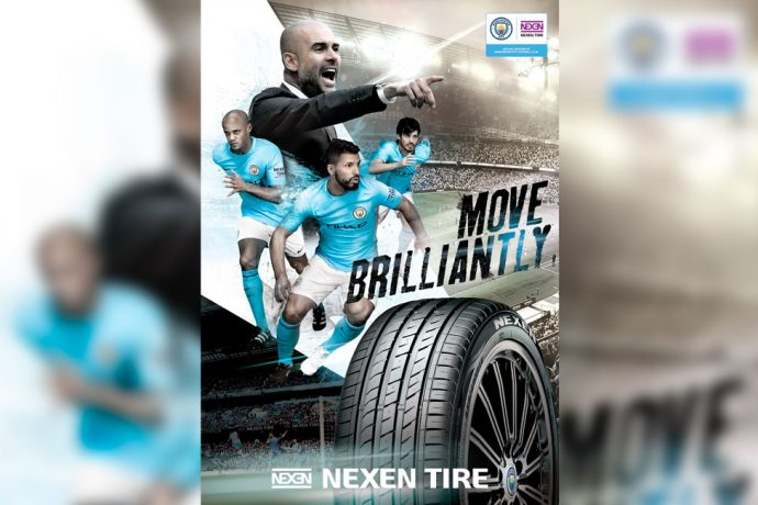 Nexen Tire sponsors the 2017 International Champions Cup USA (Image courtesy: Nexen Tire)