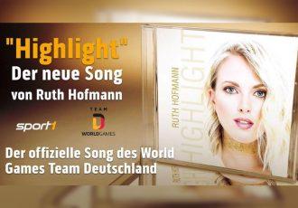 Ruth Hofmann - Highlight (Photo courtesy: Ruth Hofmann / René Pferner)