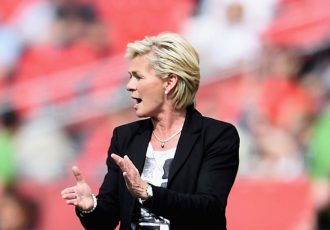 Silvia Neid (Photo courtesy: UEFA)