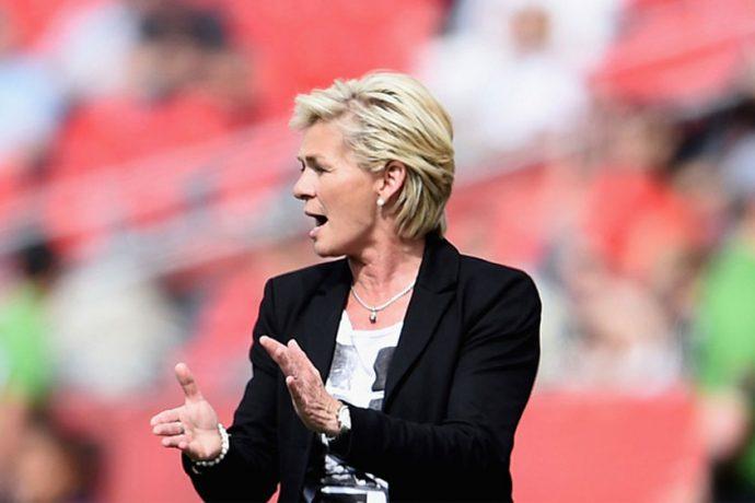 Silvia Neid (Photo courtesy: UEFA)