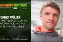 #NamasteFootball: Thomas Müller happy with Telekom Cup triumph