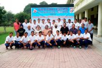 AIFF Women's D Licence Course conducted in Punjab (Photo courtesy: AIFF Media)