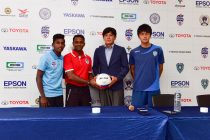 Bengaluru FC Reserves v Avispa Fukuoka U-18 pre-match press conference (Photo courtesy: Bengaluru FC)