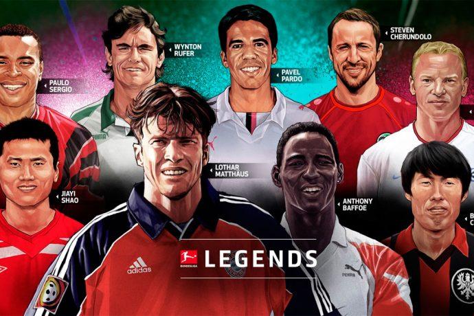 Bundesliga Legends Network