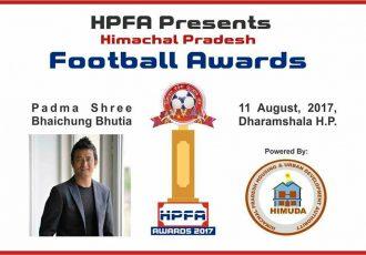 Himachal Pradesh Football Awards 2017