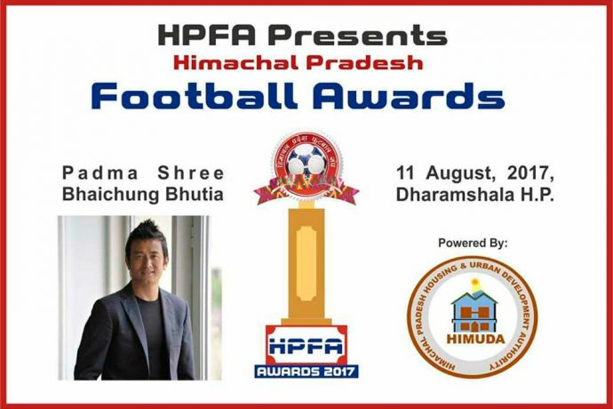 Himachal Pradesh Football Awards 2017