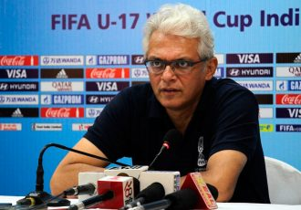 Joy Bhattacharjya, Project Director, FIFA U-17 World Cup India 2017 LOC (Photo courtesy: FIFA U-17 World Cup India 2017 LOC)
