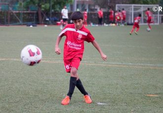 Kshitij Kumar Singh (Photo courtesy: Reliance Foundation Youth Sports)