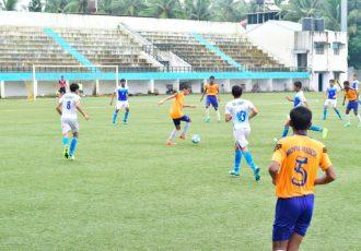 Madhya Pradesh blank Gujarat, qualify for Sub-Junior Nationals Final (Photo courtesy: Goa Football Association)