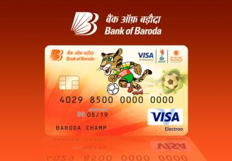 Bank of Baroda offers FIFA U-17 World Cup themed Debit Cards for kids