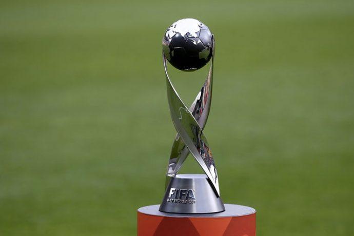 FIFA U-17 World Cup Trophy (Photo courtesy: FIFA U-17 World Cup India 2017 LOC)