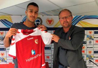 Indian origin midfielder Harmeet Singh joins Kalmar FF (Photo courtesy: Kalmar FF))