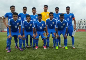 India U-15 National Team (Photo courtesy: AIFF Media)