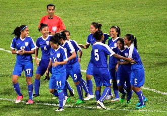 Indian Women's national team (Photo courtesy: AIFF Media)