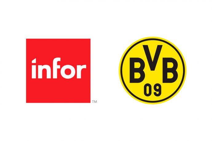 Infor and Borussia Dortmund announce partnership