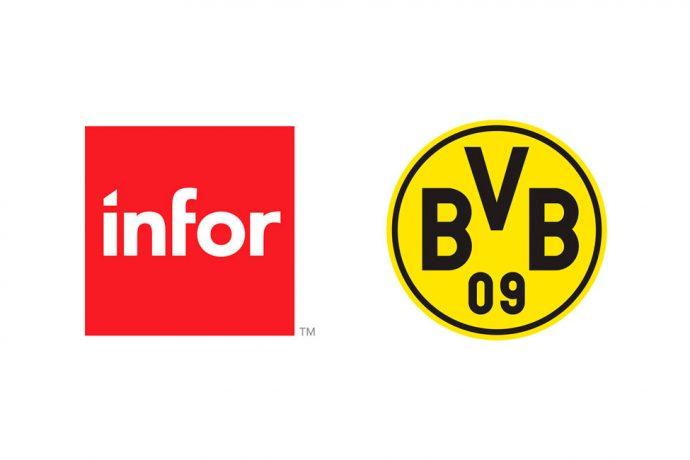 Infor and Borussia Dortmund announce partnership