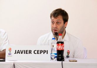 Tournament Director of the Local Organising Committee for ​FIFA U-17 World Cup India 2017, Javier Ceppi (Photo courtesy: FIFA U-17 World Cup India 2017 LOC)