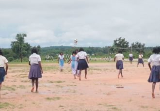 Mission XI Million helps Ranchi girls to play football for the first time