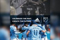 adidas and Major League Soccer announce landmark partnership (Photo courtesy: adidas)