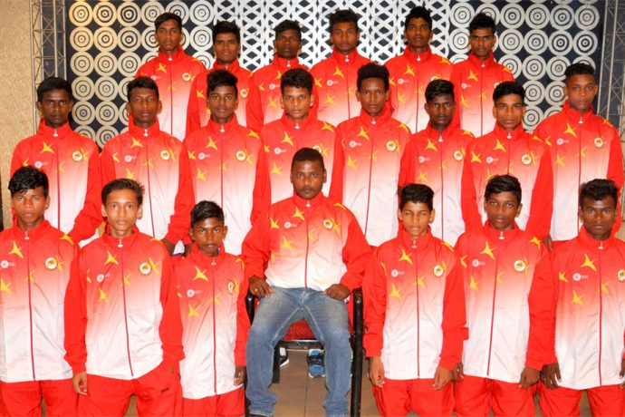 Odisha name 20-member squad for Sub-Junior Nationals (East Zone) Qualifiers. (Photo courtesy: Football Association of Odisha)