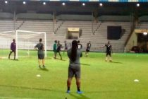 St. Kitts and Nevis training session in Mumbai, India (Photo courtesy: AIFF Media)