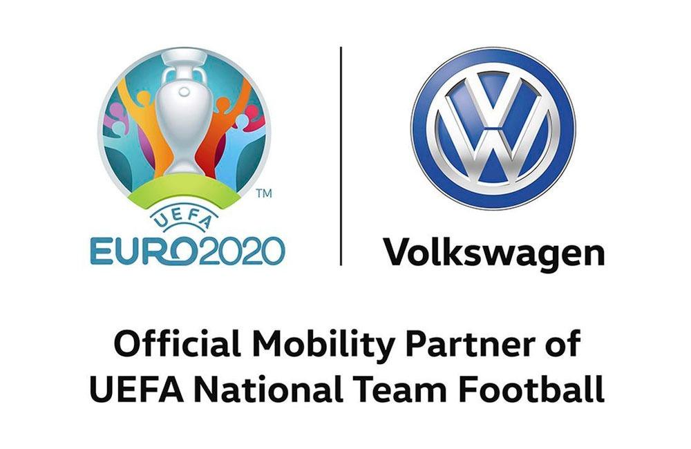 Volkswagen scores at UEFA EURO 2020 as UEFA's new mobility partner