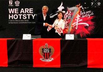 7Days Inn and OGC Nice strategically cooperate in expanding global market (Photo courtesy: Plateno Group)