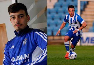 FC Goa sign Spanish duo Edu Bedia and Adrián Colunga (Photo courtesy: FC Goa)