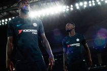 Chelsea FC returns to Europe's Elite Competition with camo third kit (Photo courtesy: Nike)