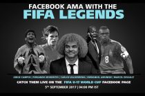 FIFA Legends Facebook AMA