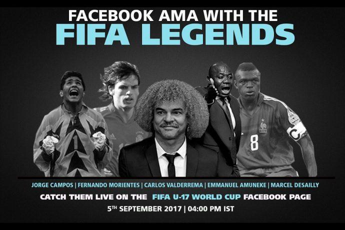 FIFA Legends Facebook AMA