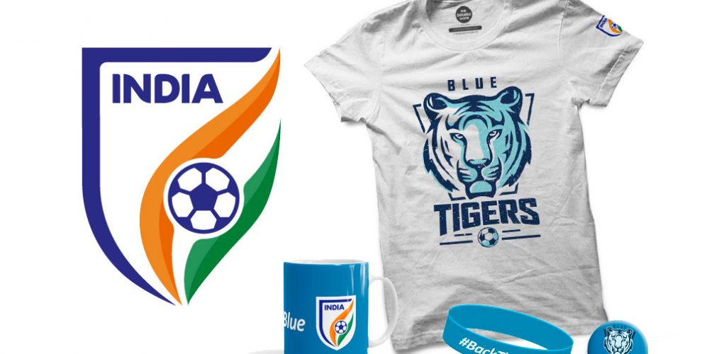 All India Football Federation empowers fans to #BackTheBlue