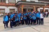 India U-18 national team (Photo courtesy: AIFF Media)