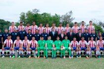 Paraguay U-17 national team (Photo courtesy: Asociación Paraguaya de Fútbol)