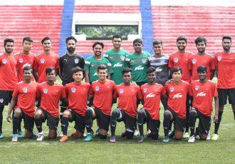 Bengaluru FC 'B' Team (Photo courtesy: Bengaluru FC)
