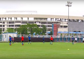 Video: Brazil gear up to face Germany in FIFA U-17 World Cup India 2017 quarter-final (Photo courtesy: Screenshot - CBF TV)
