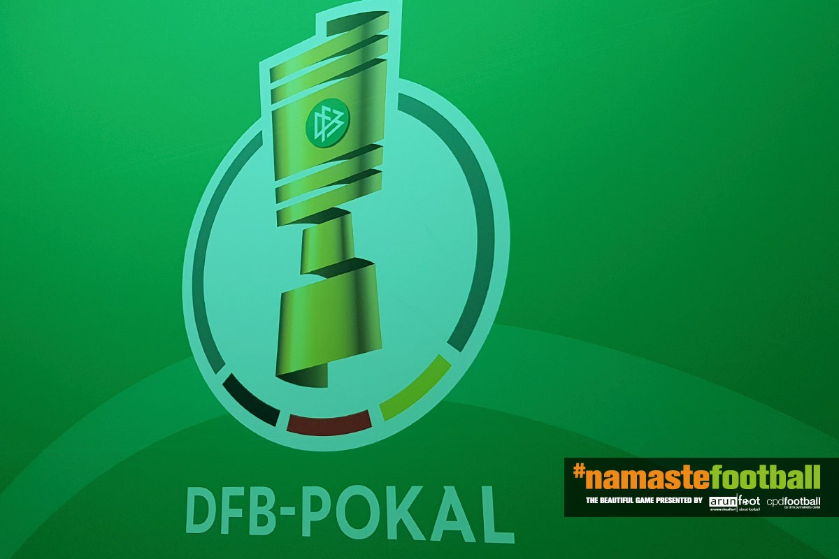 DFB-Pokal draw at the Deutsches Fußballmuseum in Dortmund (© CPD Football)