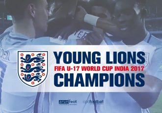 England win historic FIFA U-17 World Cup India 2017 Final in Kolkata