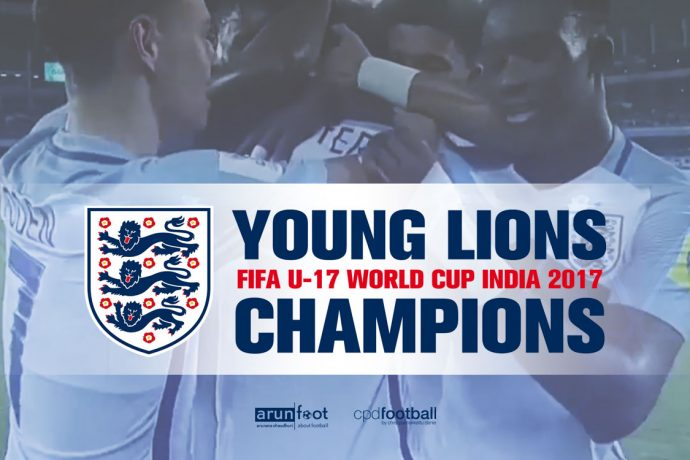 England win historic FIFA U-17 World Cup India 2017 Final in Kolkata