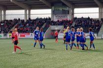 Turbine Potsdam get past FSV Gütersloh in German Women's Cup Round 2 (Photo: CPD Football)