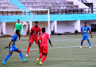 Churchill Brothers defeat Guardian Angel in Goa Pro League (Photo courtesy: Goa Football Association)