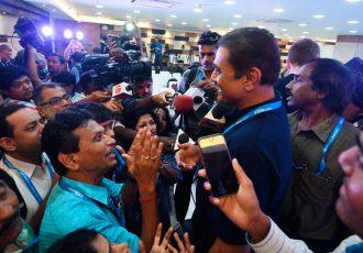 AIFF President Praful Patel (Photo courtesy: AIFF Media)