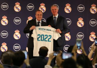 NIVEA MEN and Real Madrid kickoff deal on global scale (Photo courtesy: Beiersdorf AG)