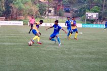 Salgaocar FC edge past Calangute Association in Goa Pro League (Photo courtesy: Goa Football Association)