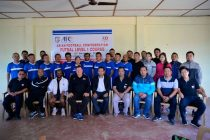 AFC Level 1 Futsal Course commences at Aizawl (Photo courtesy: Mizoram Football Association)