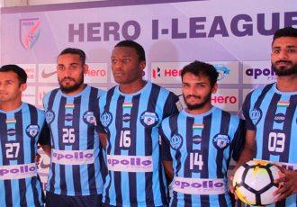 Apollo Tyres becomes the title sponsor for Minerva Punjab FC (Photo courtesy: Apollo Tyres)