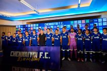 Chennaiyin FC squad for the 2017-18 Hero Indian Super League (ISL) season (Photo courtesy: Chennaiyin FC)