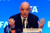 FIFA President Gianni Infantino. (Photo courtesy: AIFF Media)