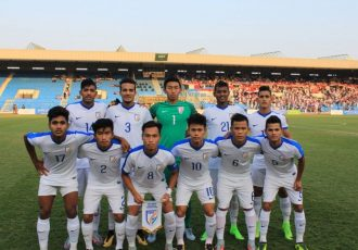India U-19 national team (Photo courtesy: AIFF Media)