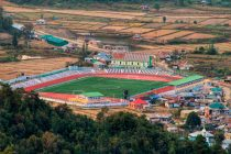 The Champhai Stadium in Mizoram (Photo courtesy: Mizoram Football Stadium)